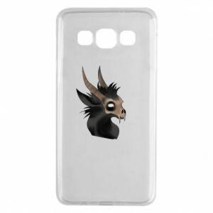 Etui na Samsung A3 2015 Hyena in the skull