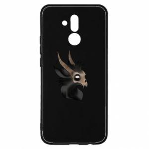Etui na Huawei Mate 20 Lite Hyena in the skull