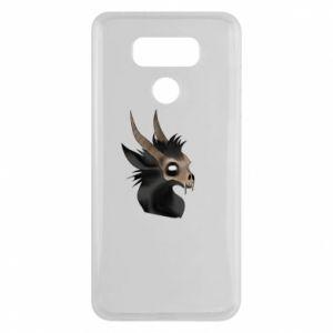 Etui na LG G6 Hyena in the skull