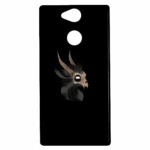 Etui na Sony Xperia XA2 Hyena in the skull