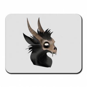 Podkładka pod mysz Hyena in the skull