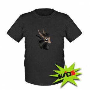 Dziecięcy T-shirt Hyena in the skull