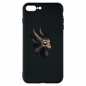 Etui na iPhone 7 Plus Hyena in the skull