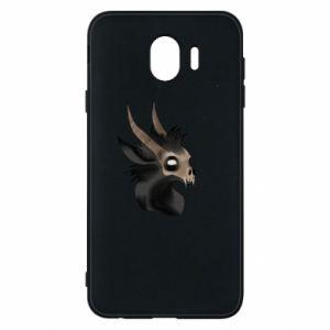 Etui na Samsung J4 Hyena in the skull