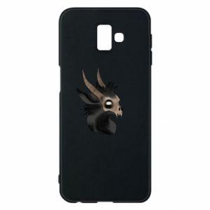 Etui na Samsung J6 Plus 2018 Hyena in the skull