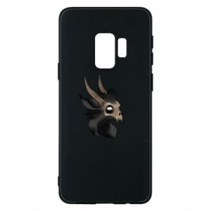 Etui na Samsung S9 Hyena in the skull