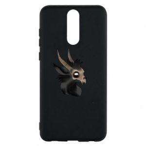 Etui na Huawei Mate 10 Lite Hyena in the skull