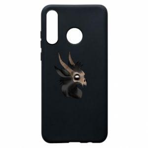 Etui na Huawei P30 Lite Hyena in the skull