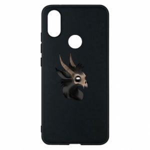 Etui na Xiaomi Mi A2 Hyena in the skull