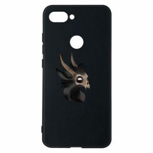 Etui na Xiaomi Mi8 Lite Hyena in the skull
