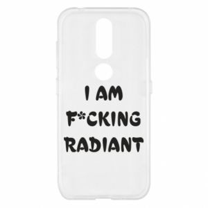 Etui na Nokia 4.2 I am fucking radiant