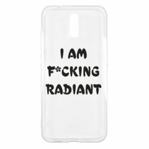 Etui na Nokia 2.3 I am fucking radiant