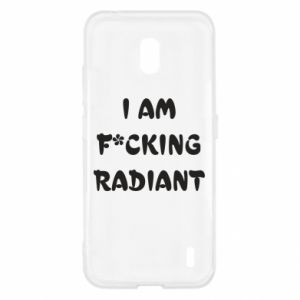 Etui na Nokia 2.2 I am fucking radiant
