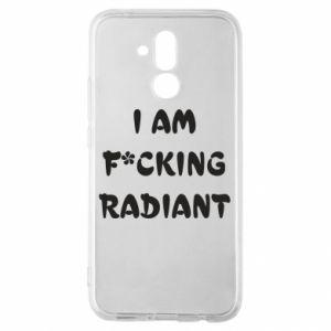 Etui na Huawei Mate 20 Lite I am fucking radiant