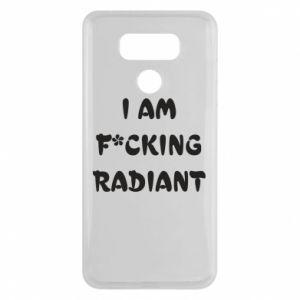 Etui na LG G6 I am fucking radiant