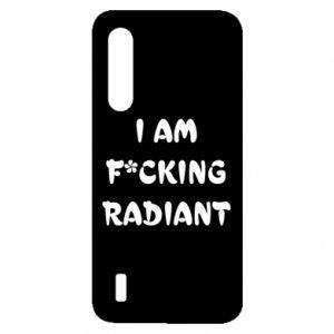 Etui na Xiaomi Mi9 Lite I am fucking radiant