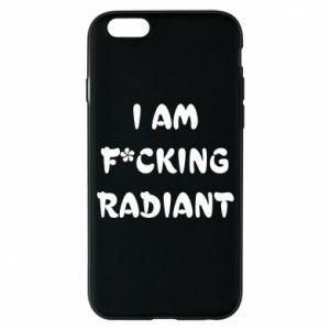 Etui na iPhone 6/6S I am fucking radiant