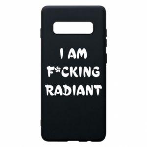 Etui na Samsung S10+ I am fucking radiant