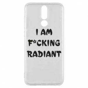 Etui na Huawei Mate 10 Lite I am fucking radiant