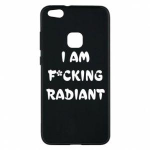 Etui na Huawei P10 Lite I am fucking radiant