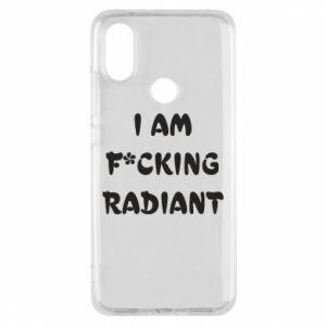 Etui na Xiaomi Mi A2 I am fucking radiant
