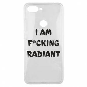 Etui na Xiaomi Mi8 Lite I am fucking radiant