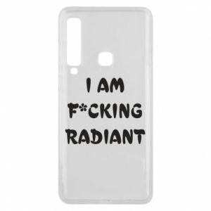 Etui na Samsung A9 2018 I am fucking radiant