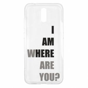 Etui na Nokia 2.3 I am where are you