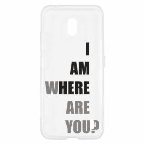 Etui na Nokia 2.2 I am where are you