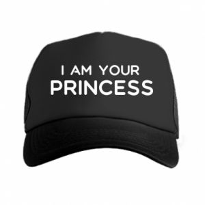 Czapka trucker I am your princess