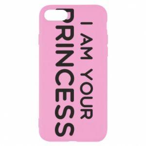Etui na iPhone SE 2020 I am your princess