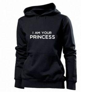 Damska bluza I am your princess