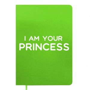 Notepad I am your princess