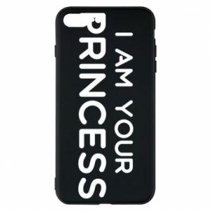 Etui na iPhone 7 Plus I am your princess