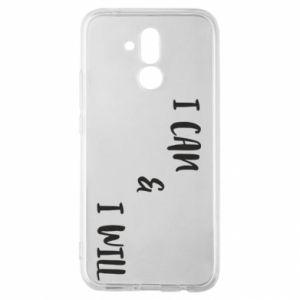 Etui na Huawei Mate 20 Lite I can & I will