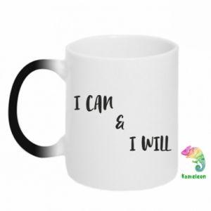Magic mugs I can & I will