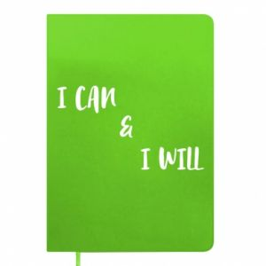 Notes I can & I will