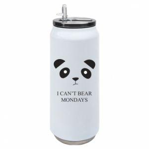 Puszka termiczna I can't bear mondays