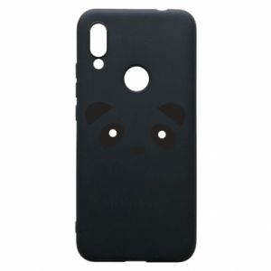 Phone case for Xiaomi Redmi 7 I can't bear mondays - PrintSalon