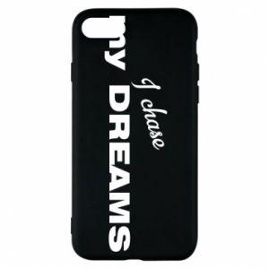 Etui na iPhone 7 I chase my dreams