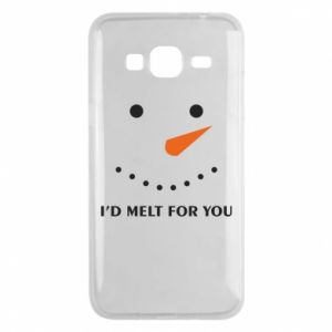 Etui na Samsung J3 2016 I'd melt for you