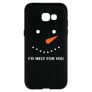 Etui na Samsung A5 2017 I'd melt for you