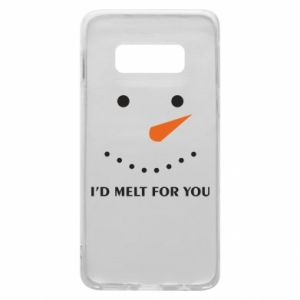 Etui na Samsung S10e I'd melt for you