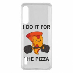 Xiaomi Mi A3 Case I do it for the pizza