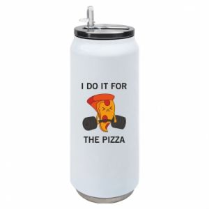 Puszka termiczna I do it for the pizza