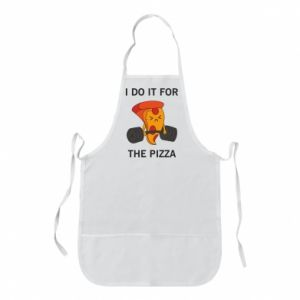 Fartuch I do it for the pizza