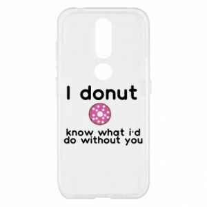 Etui na Nokia 4.2 I donut know what i'd do without you