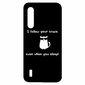 Xiaomi Mi9 Lite Case I follow your track even when you sleep!