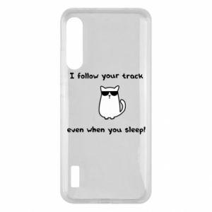 Xiaomi Mi A3 Case I follow your track even when you sleep!