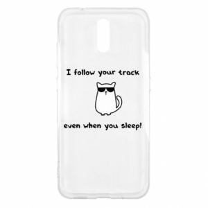 Nokia 2.3 Case I follow your track even when you sleep!